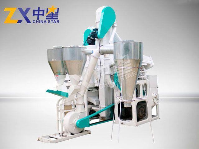 曹县中星小米加工成套设备多少钱