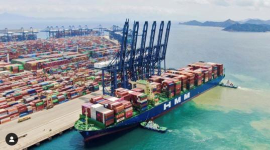 中国广州至新加坡海运空运专线