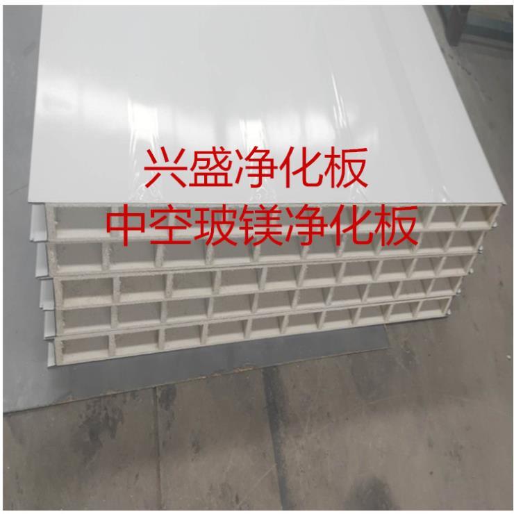 郑州洁净板厂家 中空玻镁净化板