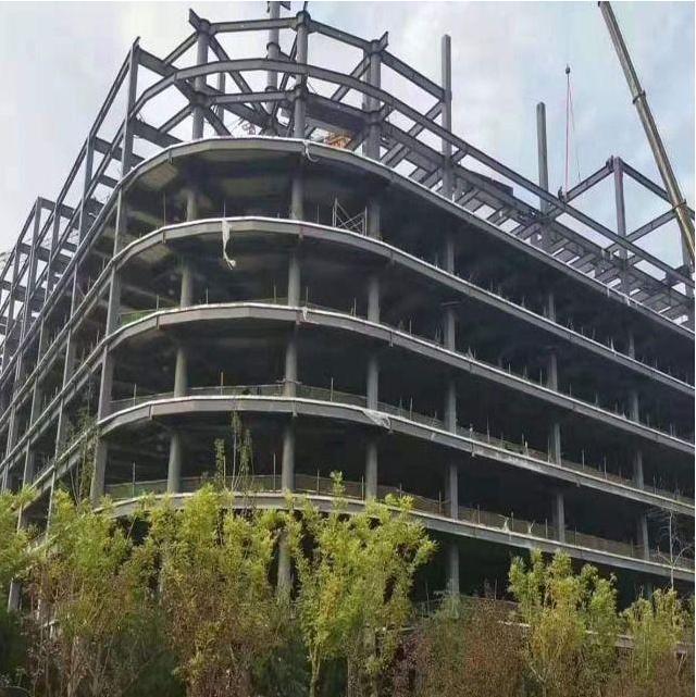 钢桁架结构价格;管桁架钢结构、框架钢结构预算