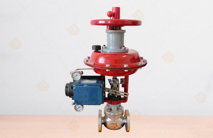 ZJHP型带手轮气动薄膜直通单座调节阀价格表