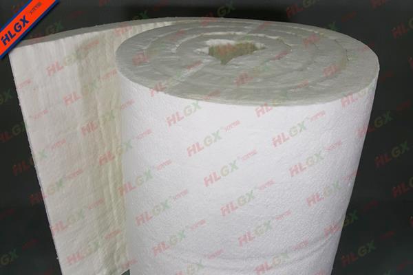 耐高温阻燃防火RTO保温工程用陶瓷纤维毯