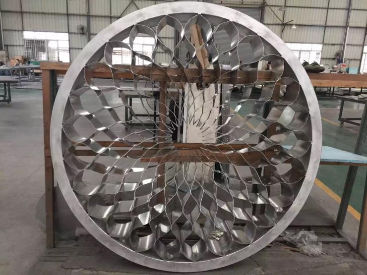 惠州造铝单板天花装饰材料厂家直销木纹造型