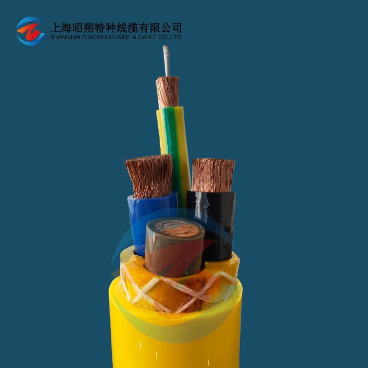 高速對絞屏蔽電纜 ZOSH-HFLEX-810 CY TP