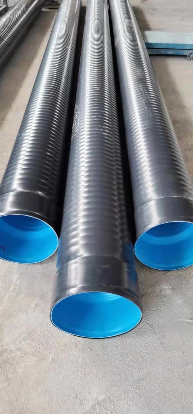 三层壁复合增强管,广西市政管道厂家