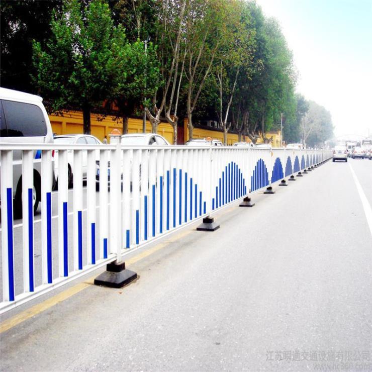抚州交通道路护栏 黎川县市政护栏网 道路警示护栏
