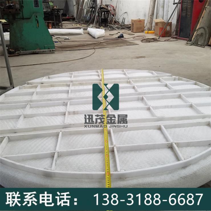 PP除沫器 丝网破沫器 聚丙烯丝网除沫器