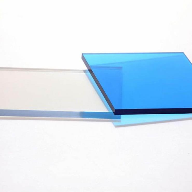 廠直銷售PC透明耐力板 透明度高量大價X