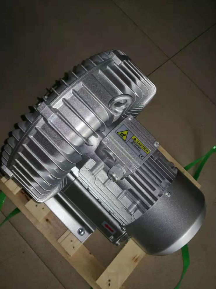 和欣HX610-H16 2.2KW水平线专用高压风机