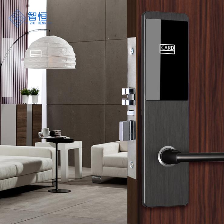 惠州酒店刷卡鎖電子鎖 賓館門鎖ic卡鎖 公寓感應鎖